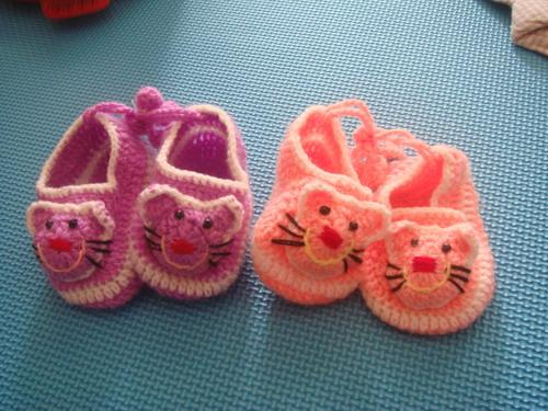 织鞋子花样图片小动物