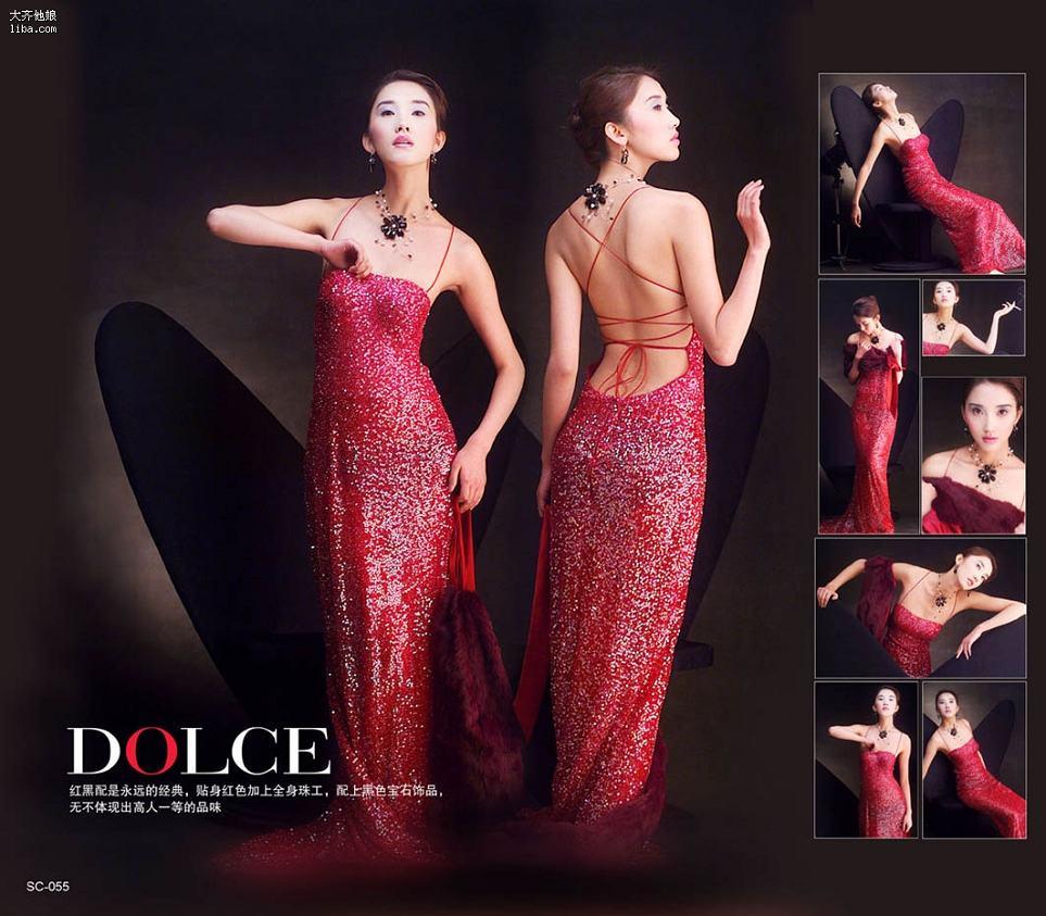 最便宜的婚纱 青海西宁美女图片