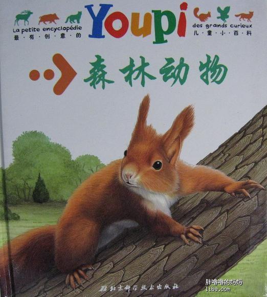 今天讲的是砰砰跳系列《垃圾的分类》和youpi 《森林动物》