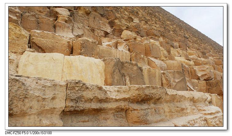 时间害怕金字塔——记08年12月的埃及