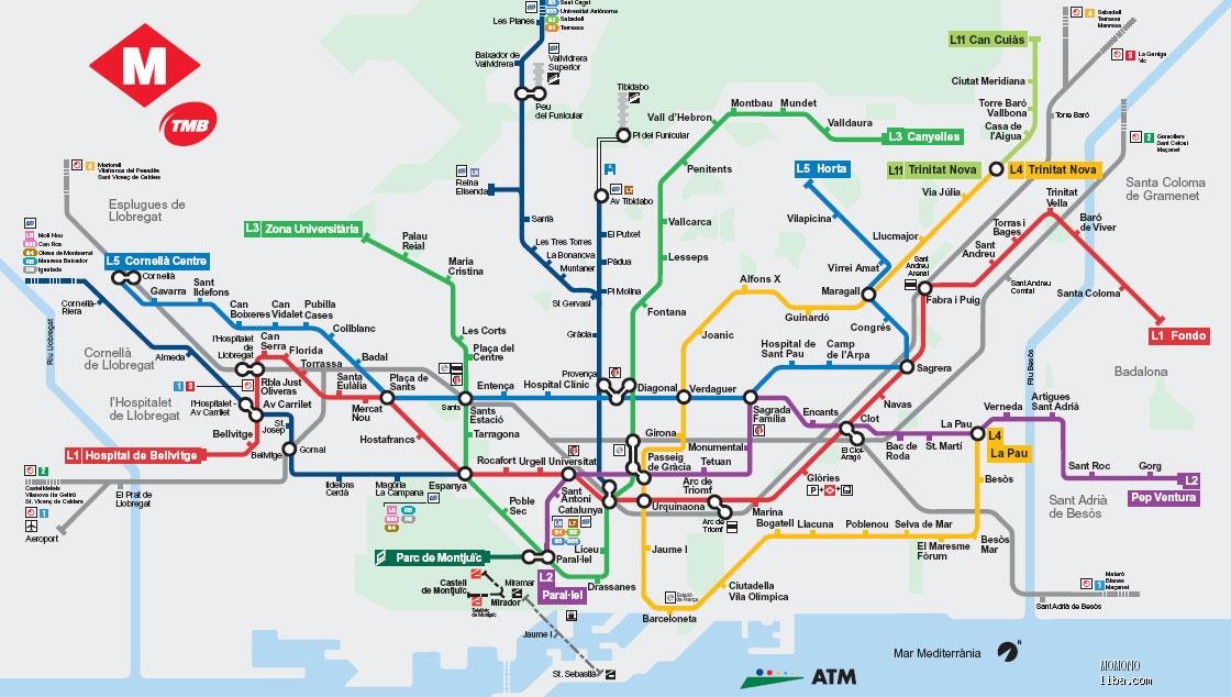 私营地铁(l6-l7,l8),有轨电车(t1-t4)