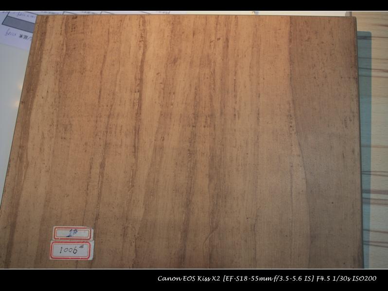 斑马纹式样的木纹橱柜