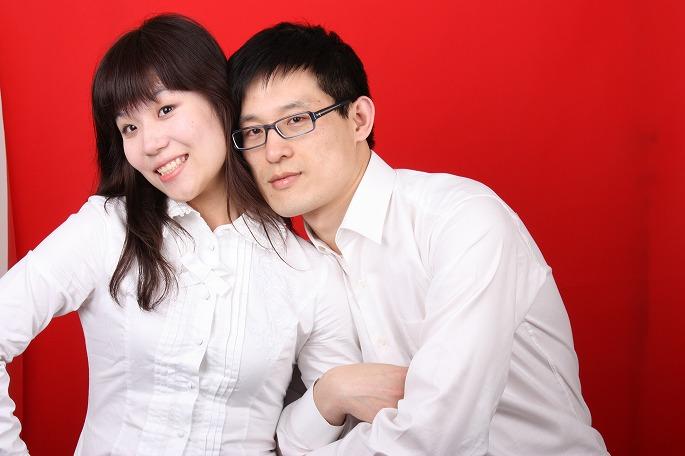 免费的结婚登记照--东艺视觉出品(最后演变情侣写真!~)