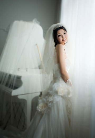 【唯一视觉】出品 感谢摄影师高亮+化妆师盈盈+两位助理,09年5月3日