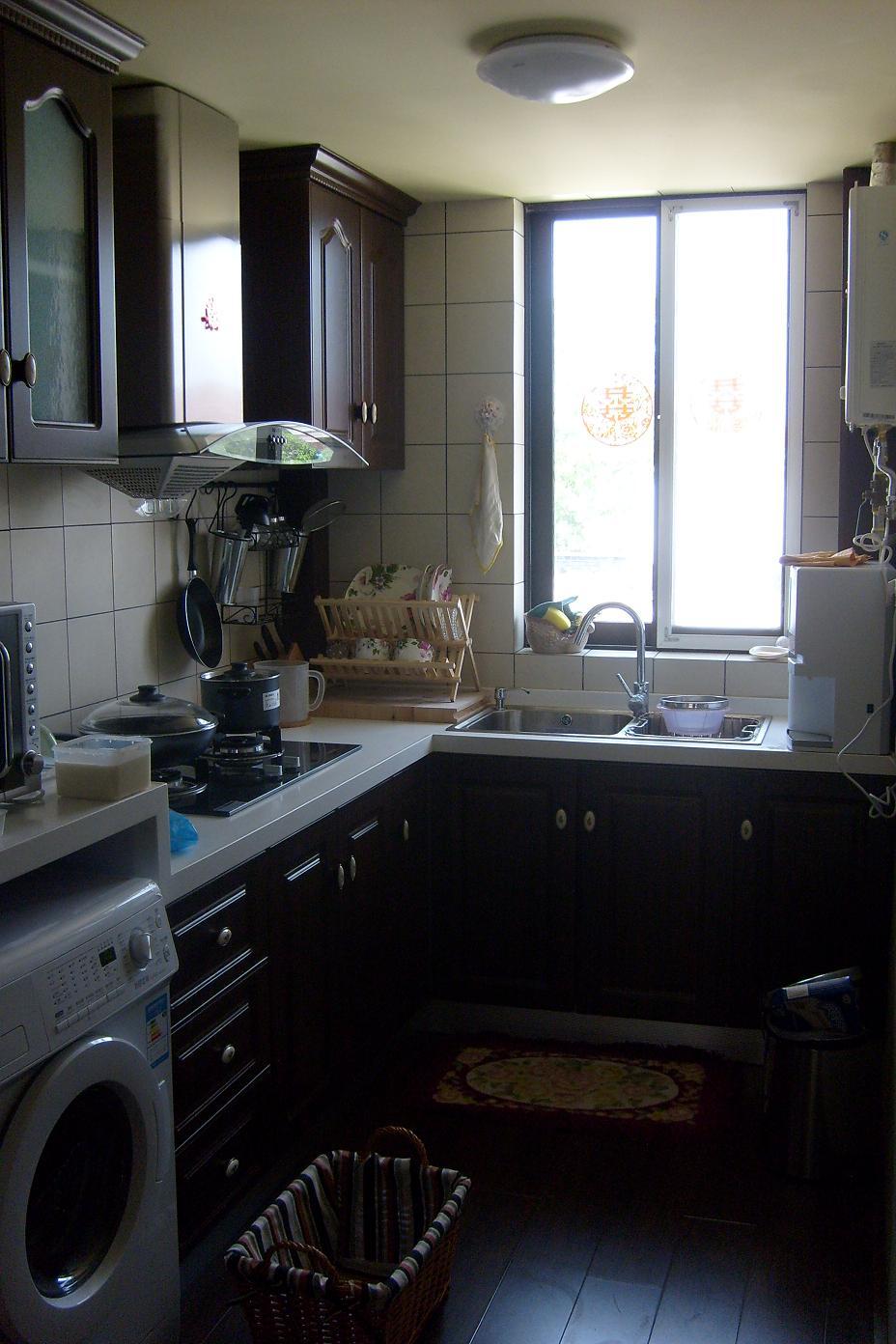 我的房子自己创意 98年多层77个平方,装修7.5w,家电5.5w,家