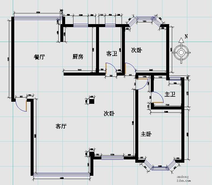 148平的房子 45平的阁楼,装修求设计,谢谢(已附上自己