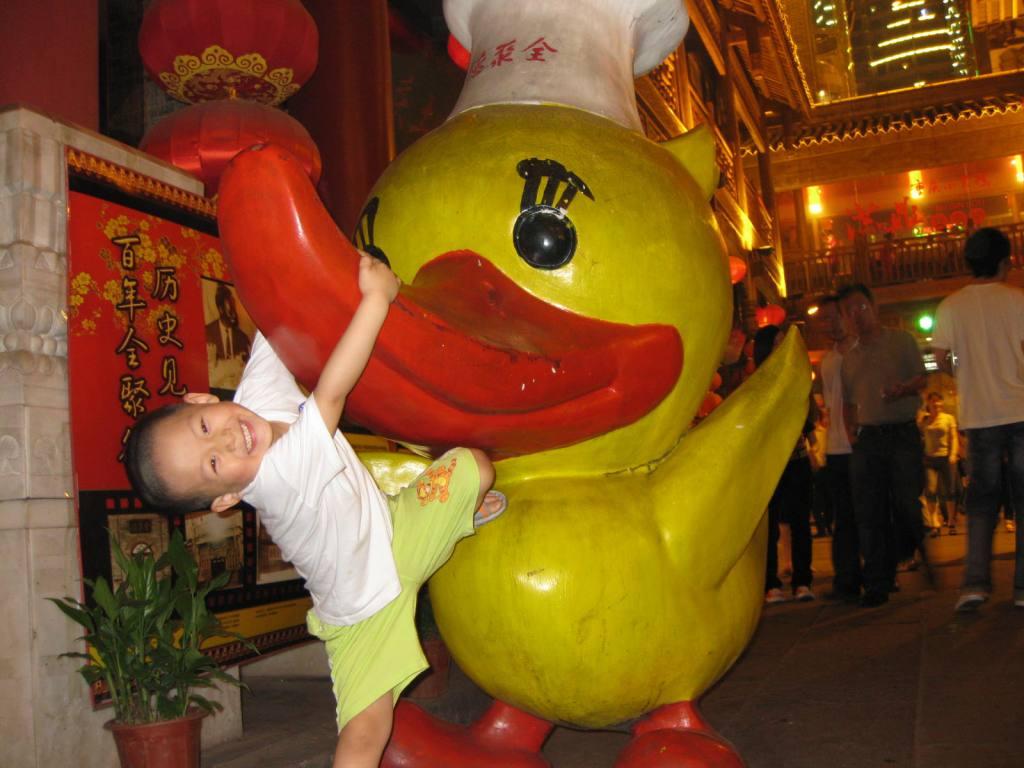 鸭子涨价_6月15日重庆归来,天很闷热,洋人街太无趣,长江索道已经针对游人涨价