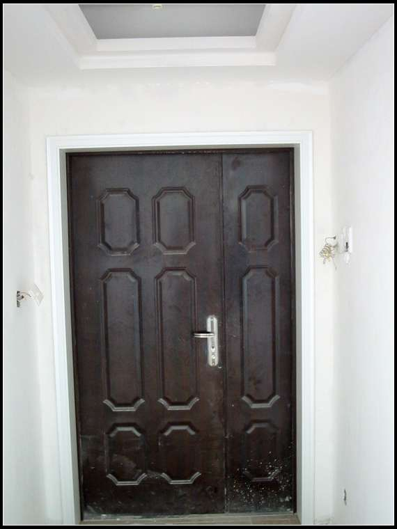 入户门套效果图-防盗门门套装修效果图/入户大理石图