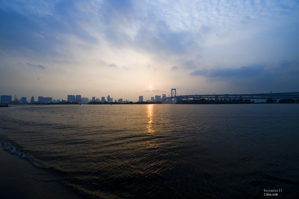 海边广角风景壁纸