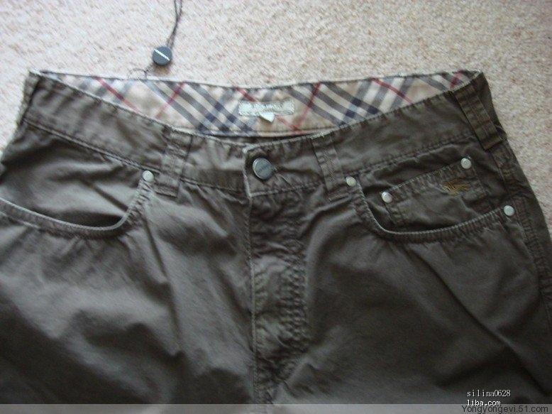 转让全新的b家男士裤子