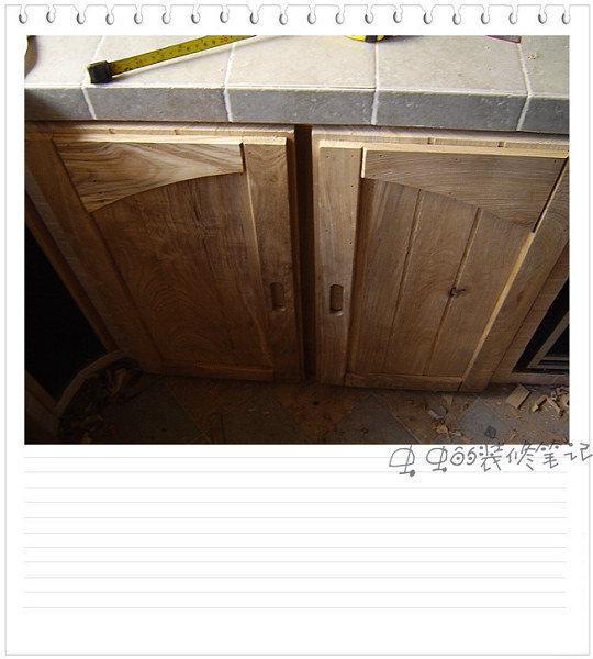 房子门立体手工图片