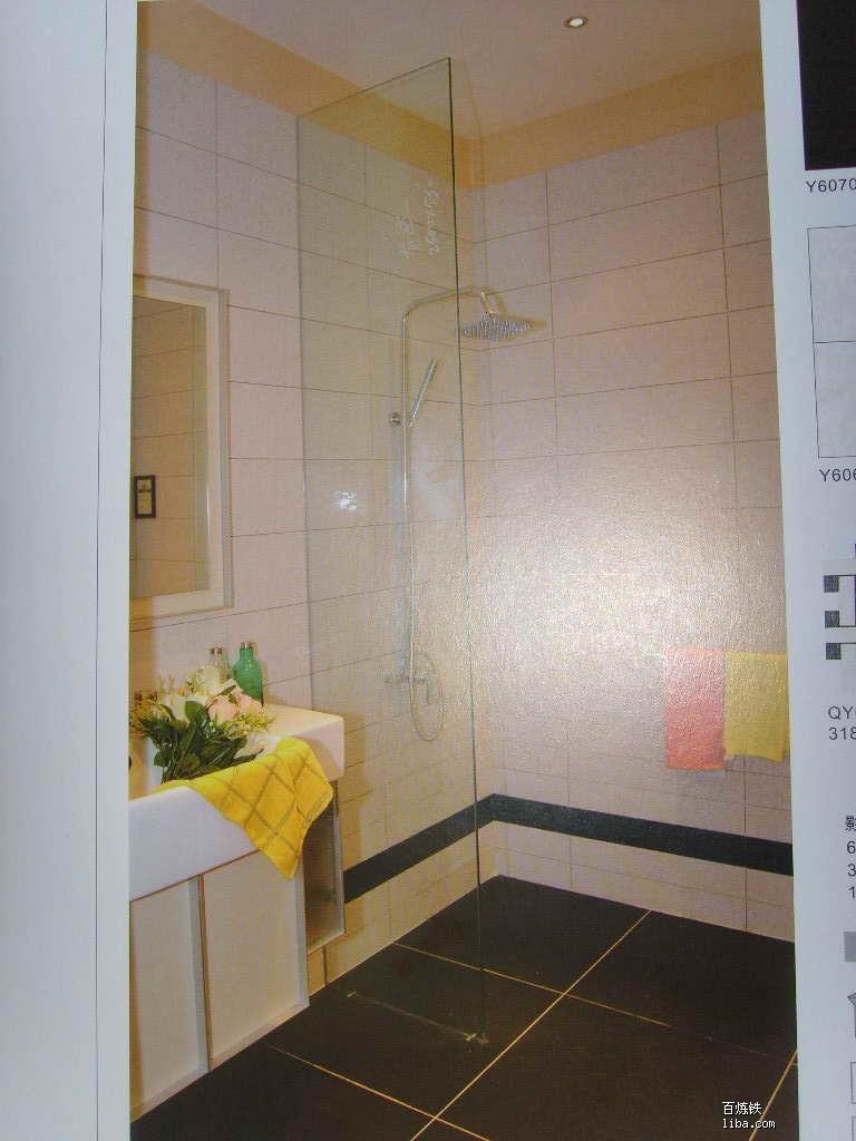 请教 不想装淋浴房,用浴帘有担心起不了干湿分离的效果,有