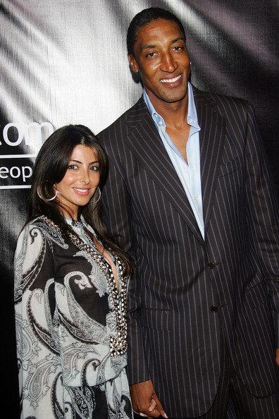 除了科比老婆,其他几个NBA球星夫人长的也还真不错