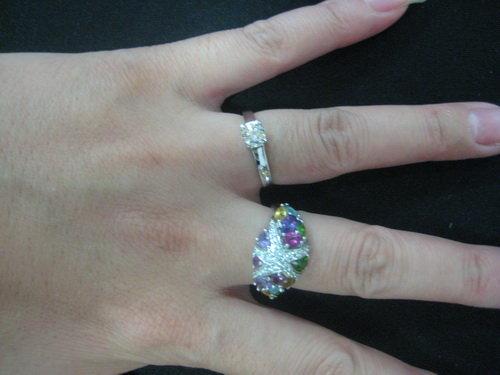 安琪儿戒指姐姐的enzo戒指 钻石天使的戒指 (529 * 450)高清图片