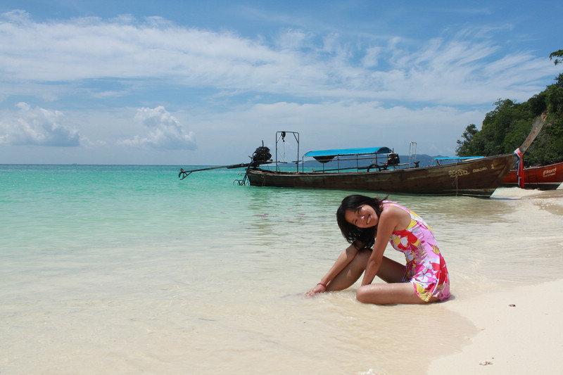 那一片天,那一片海,普吉+pp+帝王岛+曼谷八天六晚自由