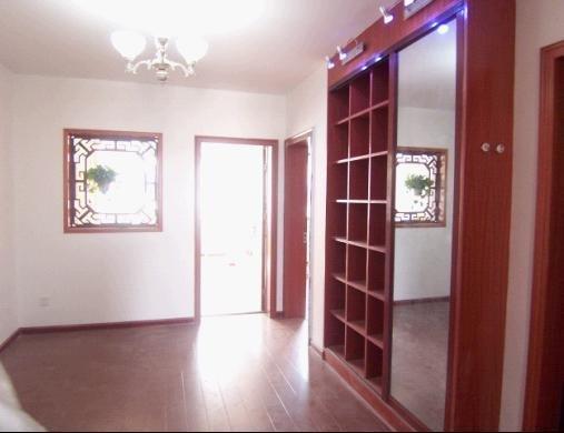 57平二手房装修日记 完工了 漂亮的砖砌橱柜和花窗