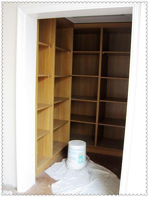 储藏室柜子内部结构图