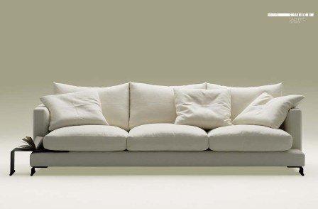 助 订做超小号布艺沙发带贵妃的图片