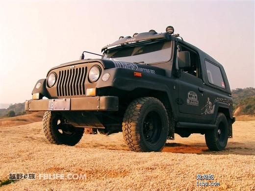 想加入jeep越野车友会 高清图片