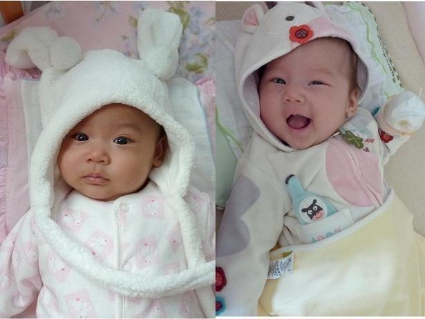 双胞胎女宝宝起名方法