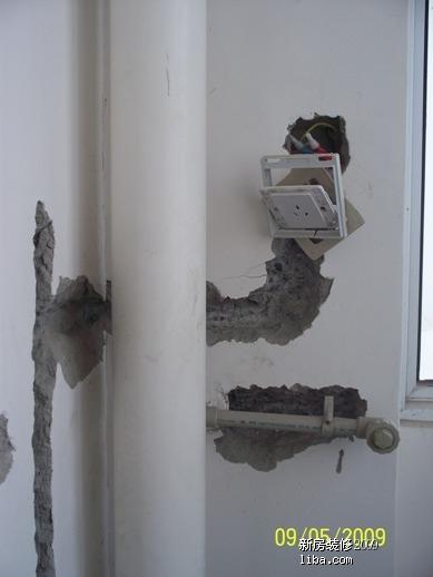 急于请教 我爱我家装修公司的电工是否符合室内装修标准
