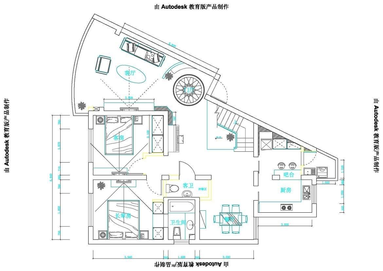 阳光照进梦想和房间 设计方案已确定,水电设计diy中>