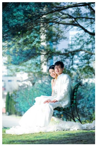 我的麦田婚纱摄影一日感