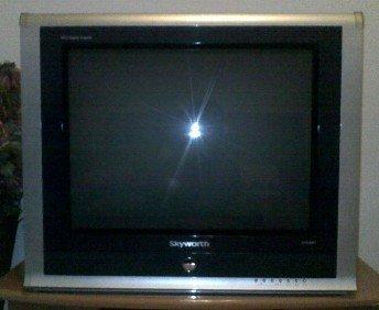 哪里有创维电视29t68ht的电路图?