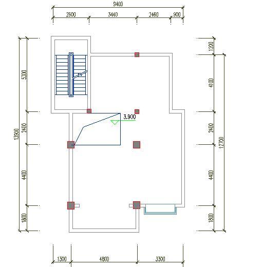 农村普通房屋平面设计图展示