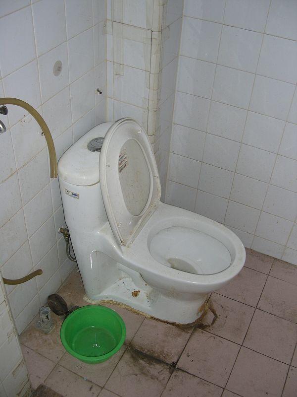 老房子衛生間
