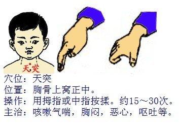 父母是孩子最好的医生,活用小儿推拿,处理发烧 厌食 便秘 腹泻 咳嗽