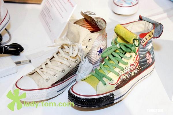 易拉罐鞋子