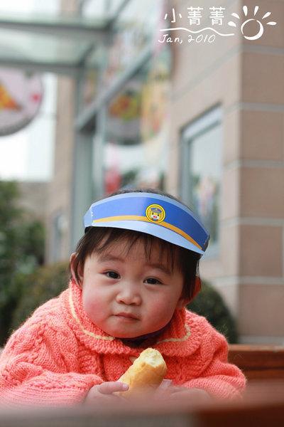 可爱外国小孩屏保