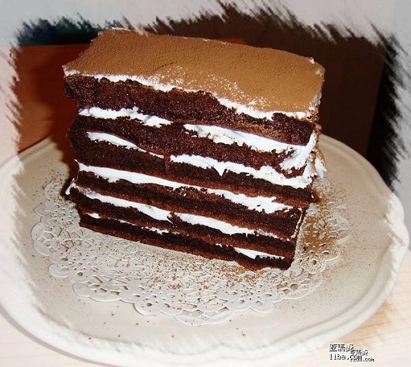 用烤箱千层糕的做法大全图解