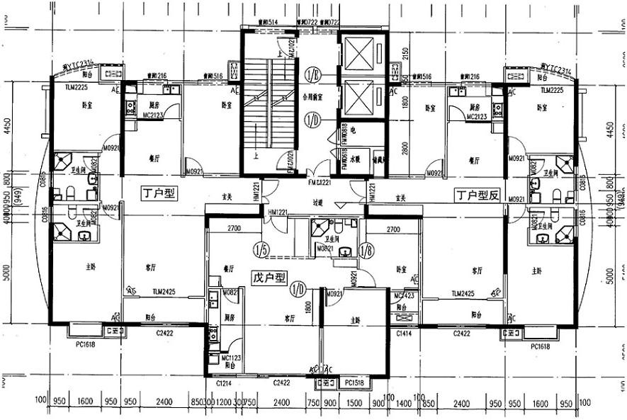 三室两厅两卫如何装修