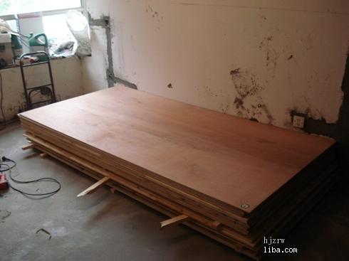 细木工板和杉木指接板