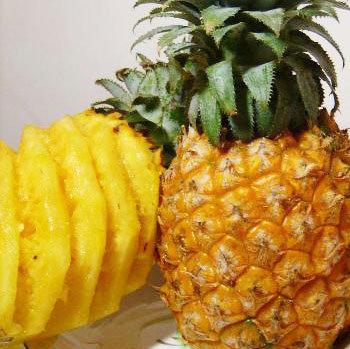 这个图片是菠萝