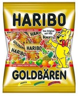 好吃的德国haribo小熊qq糖到货了