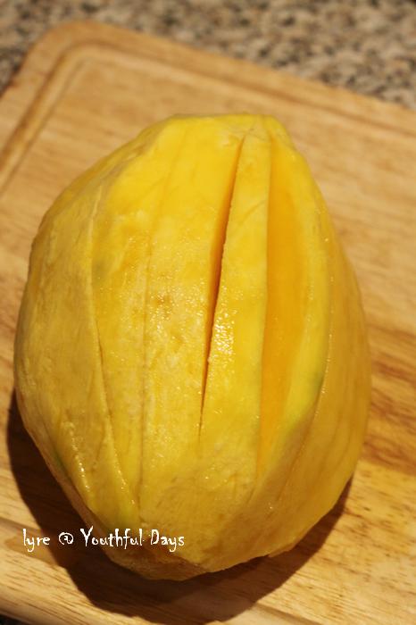 泰式芒果木瓜沙拉