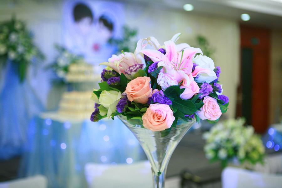 ...的爱情蓝皮书 至尊婚庆倾情打造 斯格威完美谢幕 婚礼经验总结 婚礼...