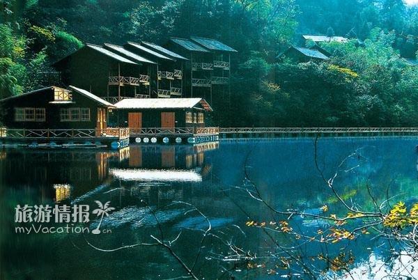 黄山祁门牯牛降风景区出发 游览 攻略