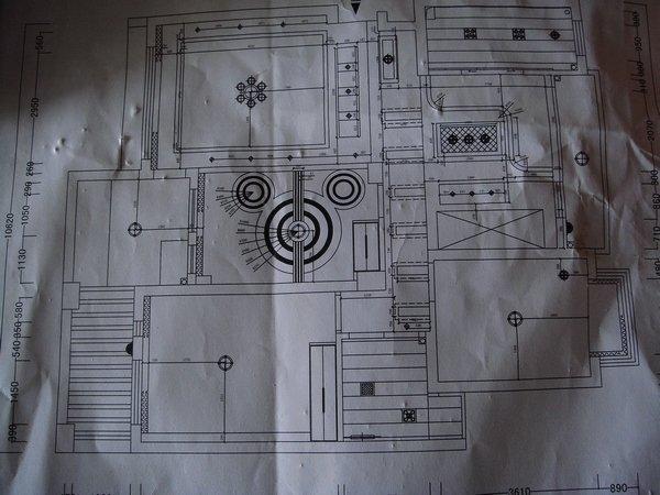 图纸吊顶木工平面图纸符号三维设计佛山图片