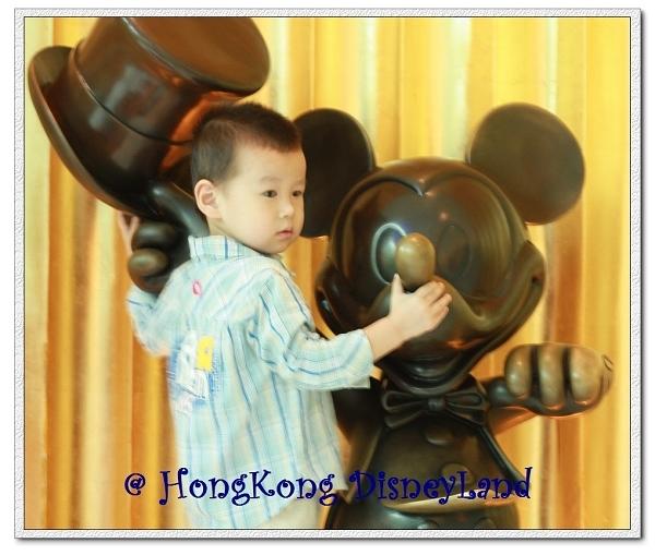 3岁熙熙的4D3N纯玩三角迪士尼攻略~超详细攻香港英雄乐园力量图片