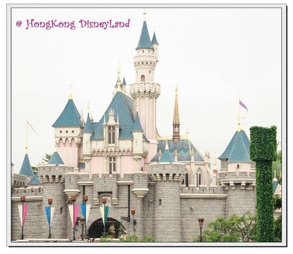 3岁熙熙的4D3N纯玩香港迪士尼攻略~超详细攻阿尔山自助游乐园图片