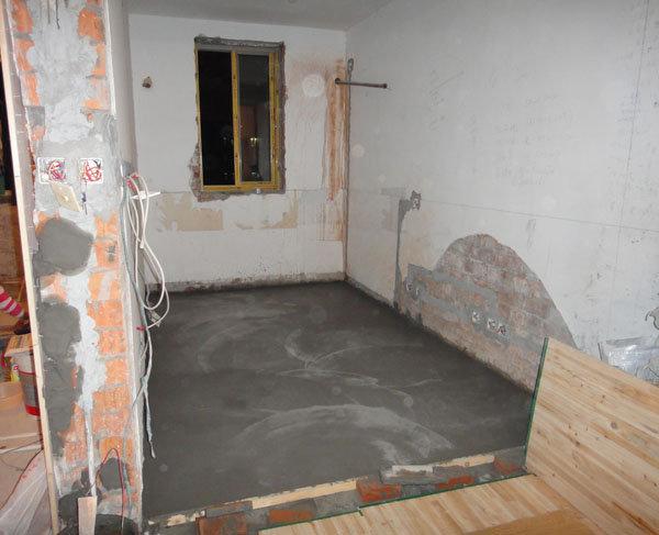 85平米小三房,旧房翻新,全实景照片,简约风格. 保洁结束啦 装修日