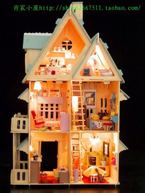 【【我的diy小屋】】制作全过程~~缝纫室