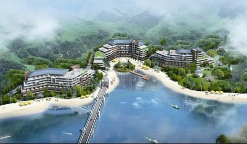 滁州白鹭岛风景区