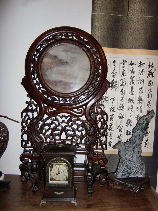我家的中式明清复古装修 聊斋风格 喜欢中国传统文化的来一起探讨哦