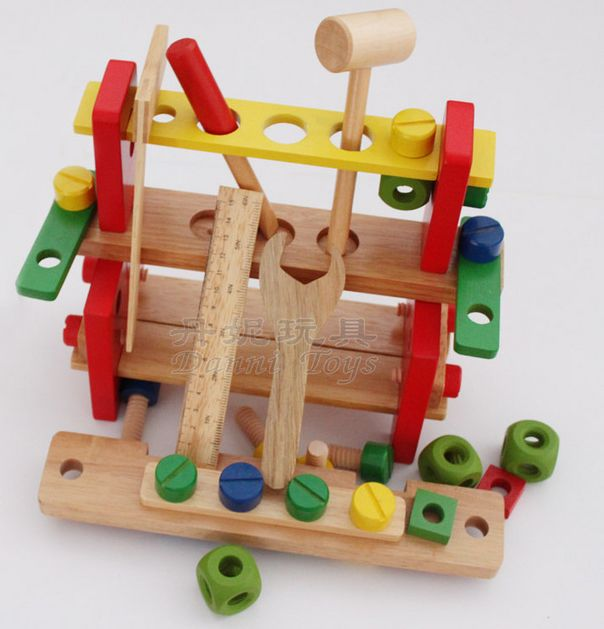 幼儿建构区积木简笔画
