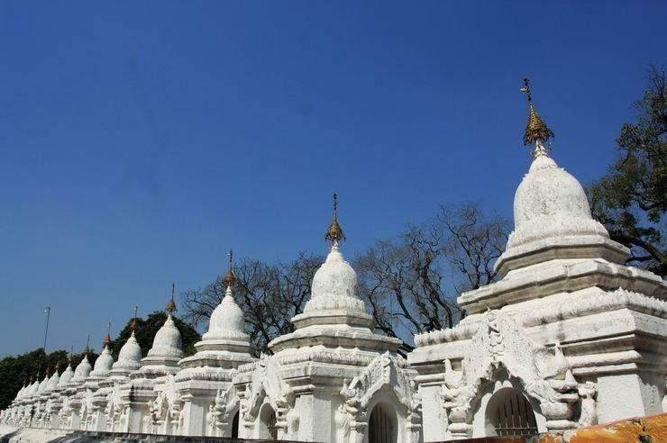 缅甸:万千烟云佛塔,东南亚最美日落